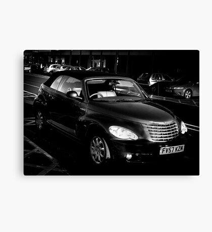 pt cruiser Canvas Print