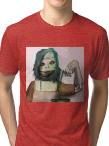 The Undead Alchemist Tri-blend T-Shirt