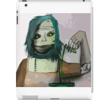 The Undead Alchemist iPad Case/Skin