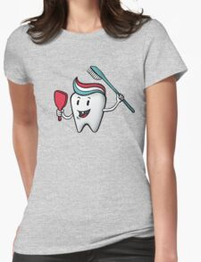 Fresh & Clean Womens Fitted T-Shirt