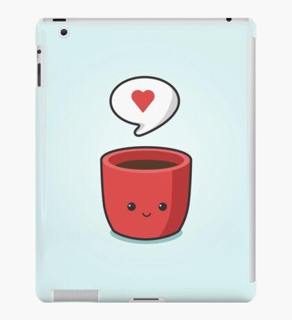 Cute Mug iPad Case/Skin