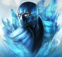 SubZero Ultra HQ poster by Dhaxina