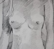 Nude by Mandy Kerr