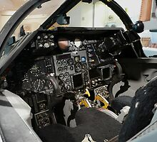 The F-111 Office by stevealder