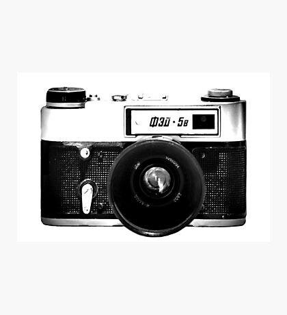 fed Photographic Print