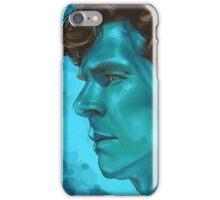 William Sherlock Scott Holmes 2 iPhone Case/Skin