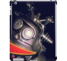 Retro Toy Robot iPad Case/Skin