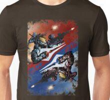 R V B Unisex T-Shirt
