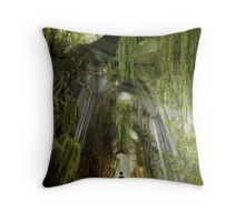 A Path to Inner Peace Throw Pillow