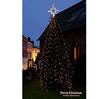 Brecon Christmas card Photographic Print