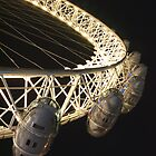 London Eye by TheWalkerTouch