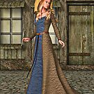 Medieval Lady by Vac1