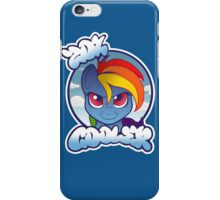 rainbow dash 20% cooler iPhone Case/Skin