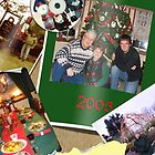 "Christmas Collage 2005 by Edmond J. [""Skip""] O'Neill"