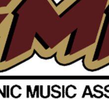 Electronic Music Association - Logo Sticker