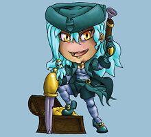 Pirate Girl Chibi Unisex T-Shirt