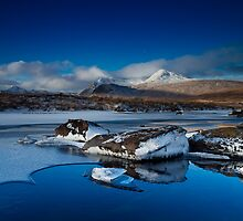 Highland Winter by martyncampbell