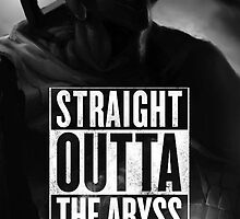 Straight Outta The Abyss - Knight Artorias by TheOnlySenpai