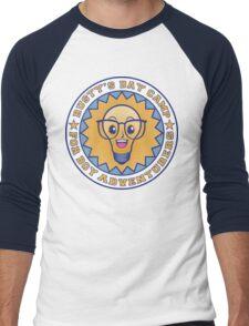 rusty's day camp for boy adventurers Men's Baseball ¾ T-Shirt
