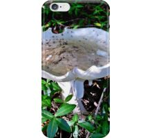 Poisonous Drapery  iPhone Case/Skin