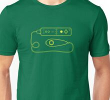 PADS OF JOY series - Nintendo Wii Unisex T-Shirt