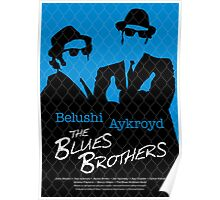 The Blues Brothers - Movie Poster Poster