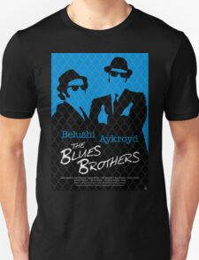 The Blues Brothers - Movie Poster T-Shirt