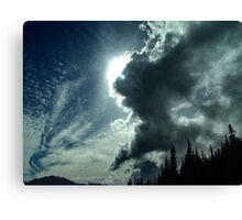 Sky-Scape Canvas Print