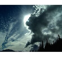 Sky-Scape Photographic Print