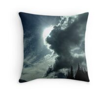 Sky-Scape Throw Pillow