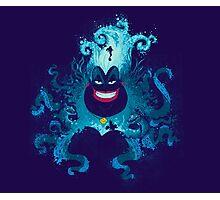 Mermaid nightmare Photographic Print
