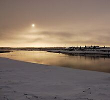 Starting To Snow by Blackgull