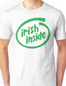 Irish Inside Unisex T-Shirt
