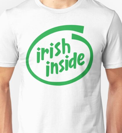 Irish Inside Unisex T-Shirt