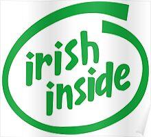 Irish Inside Poster