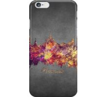 Skyline Moscow iPhone Case/Skin