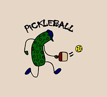 Funny pickle playing pickleball geek funny nerd Unisex T-Shirt