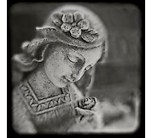 Angel Rose Photographic Print