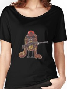 The rabbitish hunter Women's Relaxed Fit T-Shirt