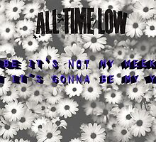 All Time Low - Weightless by killthemel
