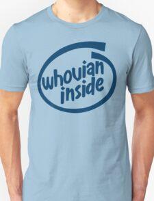 Whovian Inside Unisex T-Shirt
