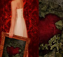 Broken Memories... Diptych by michellerena