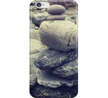 Leave no stone unturned iPhone Case/Skin