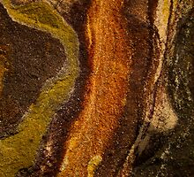 Rock Abstract #1 by MarshallArts