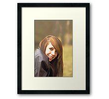 Lori Wells Photography Lexington Ky Area Photographer-Model Tiffany Framed Print