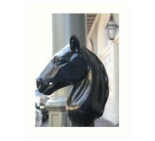 New Orleans Horse Art Print