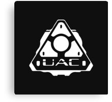 UAC - Union Aerospace Corporation | White Canvas Print