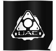 UAC - Union Aerospace Corporation | White Poster