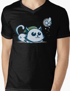 Purty Link!  Mens V-Neck T-Shirt