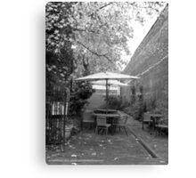 BRICKHOUSE CAFE  I Canvas Print